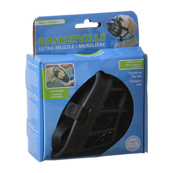 Baskerville Ultra Muzzle for Dogs (MBU03)