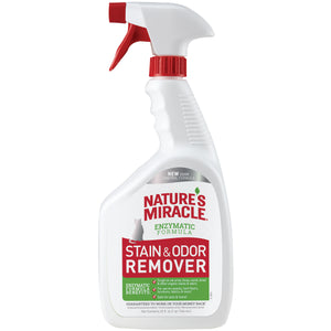 Nature's Miracle Just for Cat Original Stain & Odor Remover for Cat 32 Oz