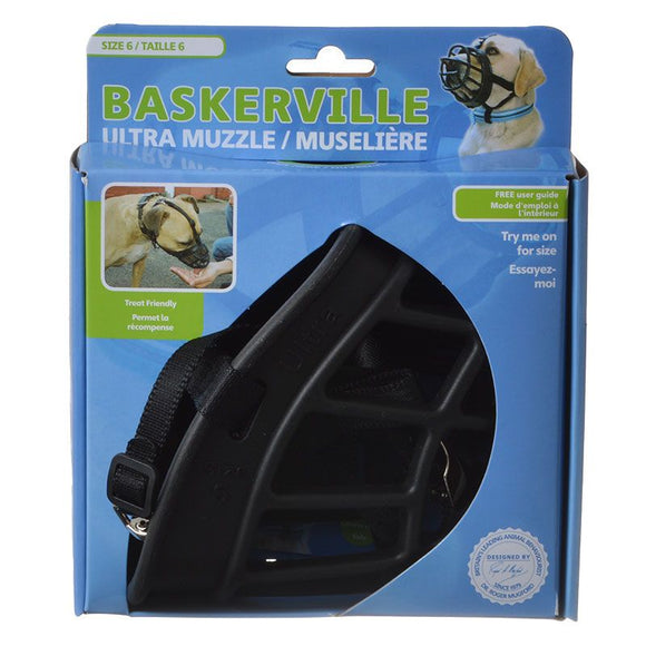 Baskerville Ultra Muzzle for Dogs (MBU06)
