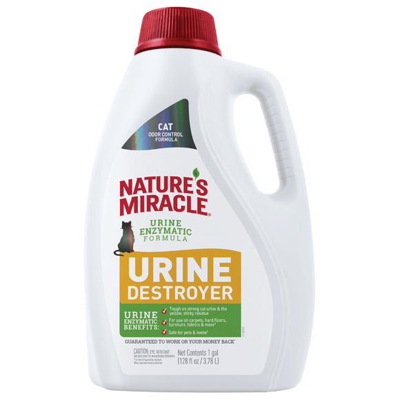 Nature's Miracle Urine Destroyer for Cat 1 Gal