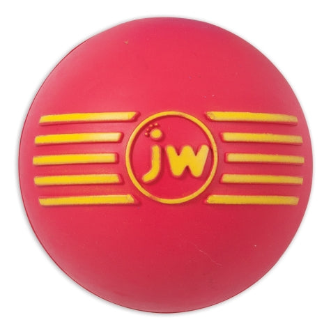 JW iSqueak Ball Dog Toys Color Large