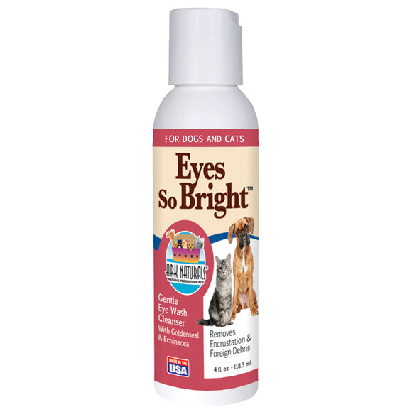 Ark Naturals Eyes So Bright For Cat And Dog 4 Oz