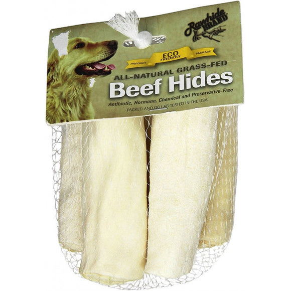 Rawhide Brand Eco Friendly Beef Hide Natural Roll (47120E)