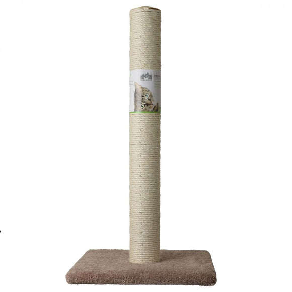 Classy Kitty Cat Sisal Scratching Post (49025)