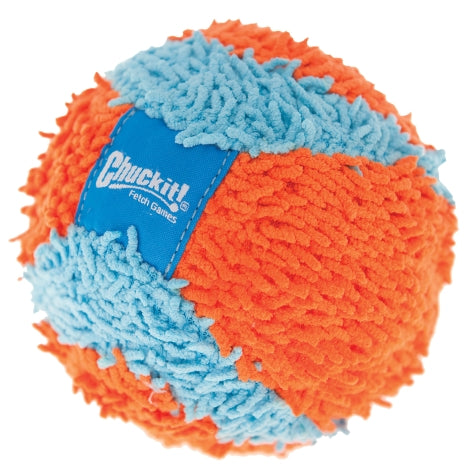 Chuckit! Indoor Ball Dog Toy Orange/Blue Color Medium
