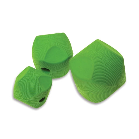 Chuckit! Erratic Ball Dog Toy Green Color 2 Pack Medium
