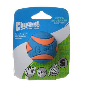 Chuckit Ultra Squeaker Ball Dog Toy (52070)