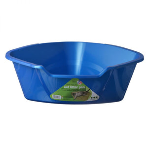 Van Ness High Sides Corner Cat Litter Pan (CP8HS)