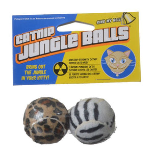 Petsport USA Catnip Jungle Balls (70122)