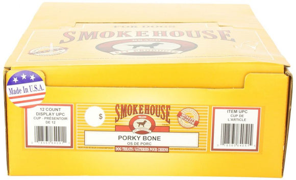 Smokehouse Treats Meaty Pork Bone (84091)