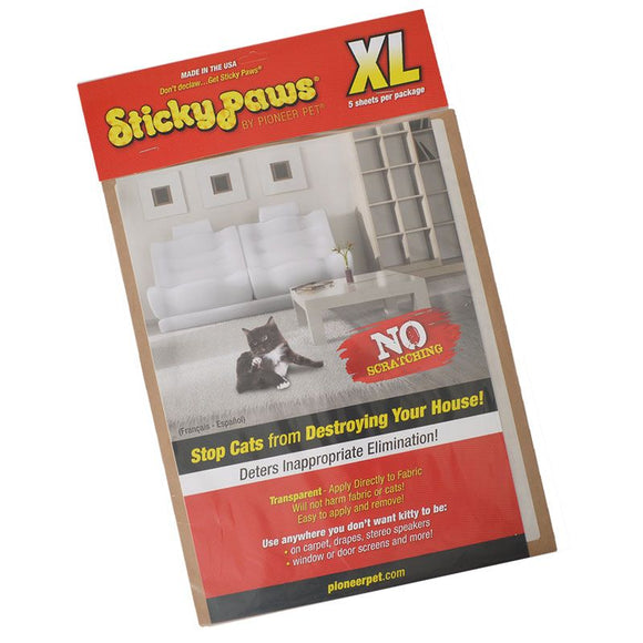 Pioneer Sticky Paws XL Sheets (29250)