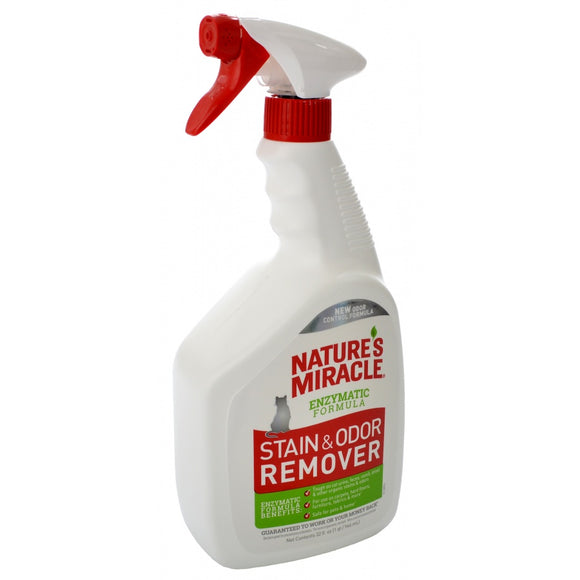 Nature's Miracle Just for Cats Stain & Odor Remover (P-96974)