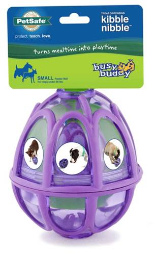 PetSafe Busy Buddy Kibble Nibble Dispensing Dog Toys Small