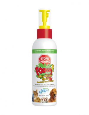 Synergy Labs Fooey! Ultra Bitter Spray for Pets 8 Oz