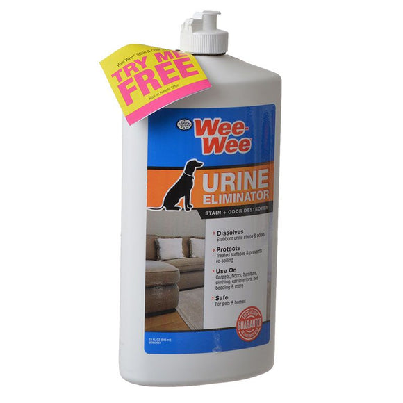 Four Paws Wee-Wee Urine Eliminator Stain & Odor Destroyer (100524779)