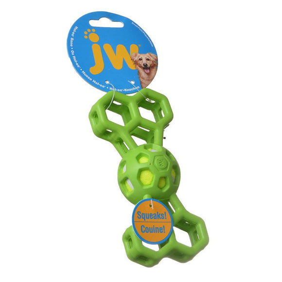 JW Pet Hol-ee Bone with Squeaker (31444)