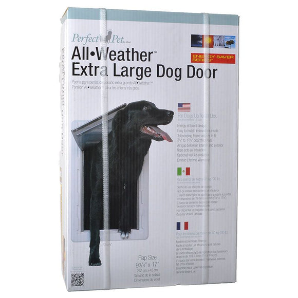 Perfect Pet All Weather Pet Door (AWXL)