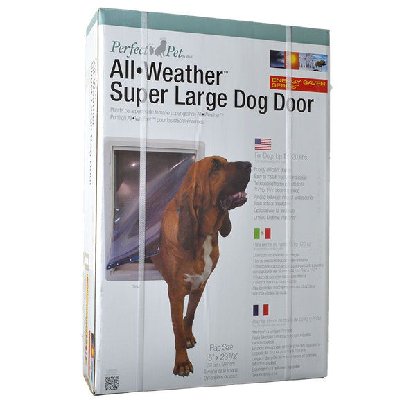 Perfect Pet All Weather Pet Door (AWSL)