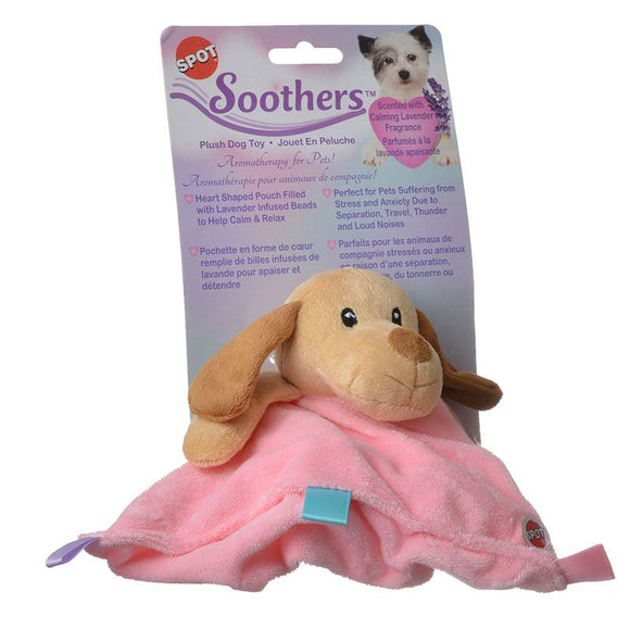 Spot Soothers Blanket Dog Toy (54169)
