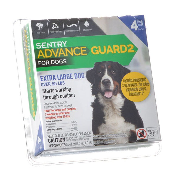 Sentry Advance Guard 2 for Dogs (3948)