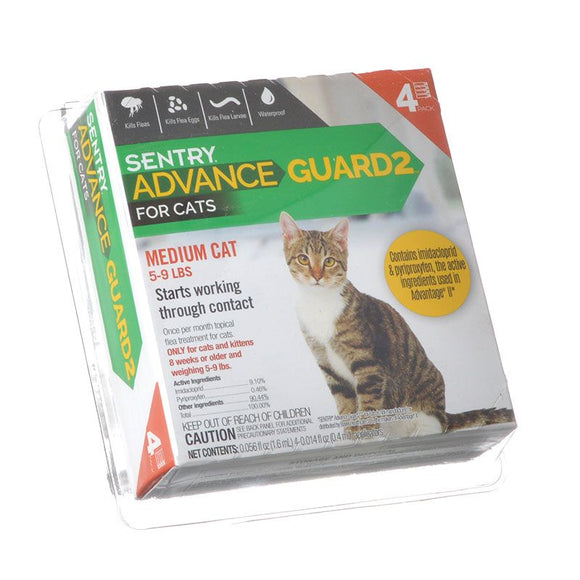 Sentry Advance Guard 2 for Cats (3949)