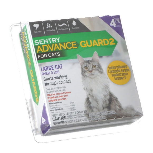 Sentry Advance Guard 2 for Cats (3950)