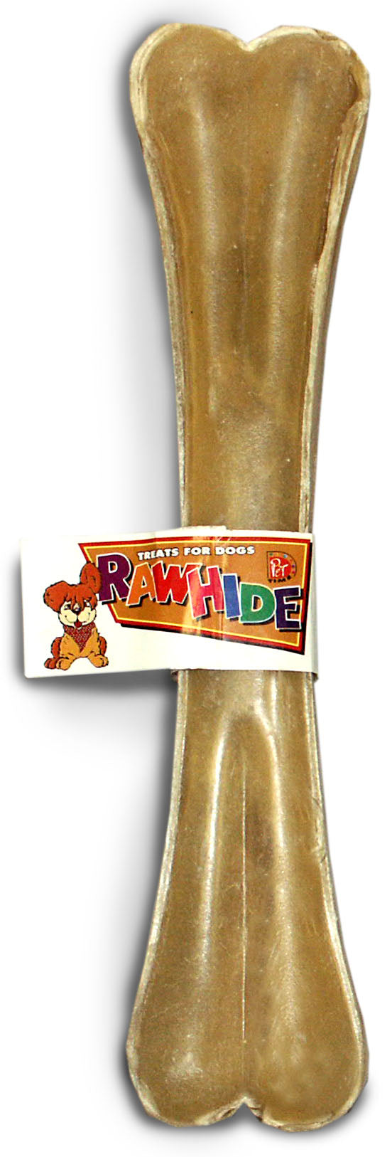 Cadet Pressed Rawhide Bone Dog Treats 12 Inch X 1 Count