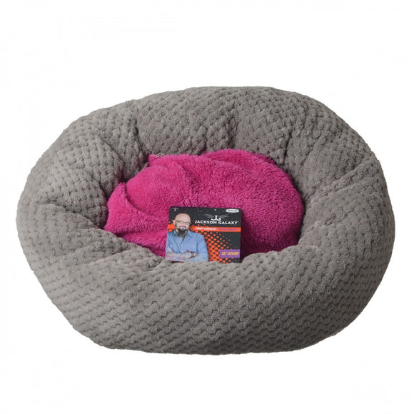 Petmate Jackson Galaxy Comfy Cuddle Up Cat Bed (80810)
