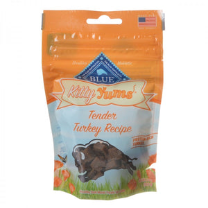 Blue Buffalo Kitty Yums Moist Cat Treats - Tender Turkey Recipe (10756)