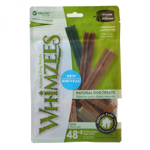 Whimzees Natural Dental Care Stix Dog Treats (WHZ327US)