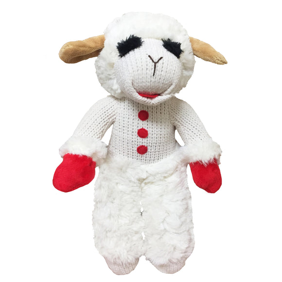 Multipet Standing Lamb Chop Dog Toys 13 Inch