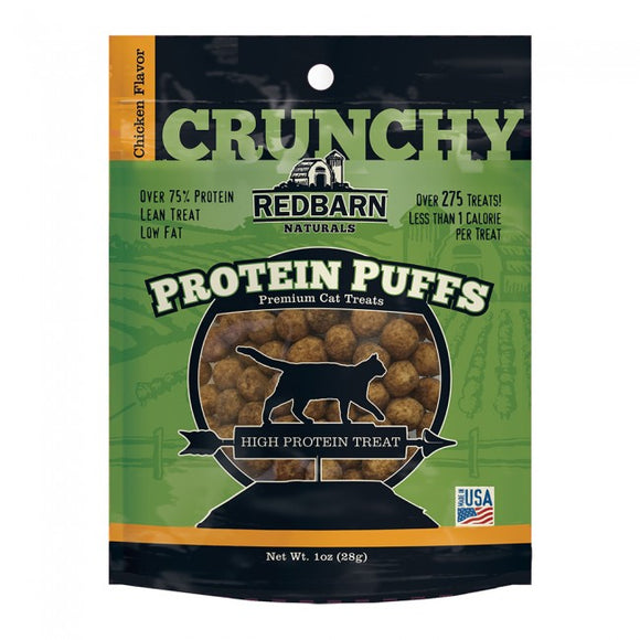 Redbarn Chicken Protein Puffs High Protien Cat Treat