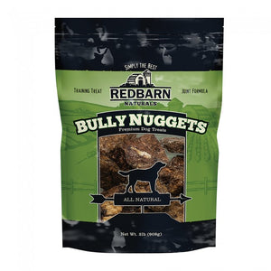 Redbarn Bully Nuggets Chewy Dog Treat 3.5 Oz