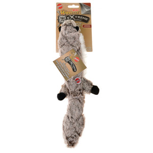 Spot Skinneeez Extreme Quilted Raccoon Toy - Mini (54217)