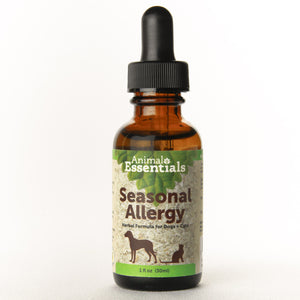 Animal Essentials Seasonal Allergy Support Herbal Formula for Cat & Dog 1 Oz