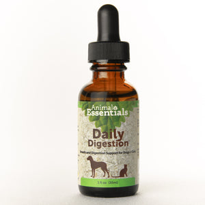 Animal Essentials Ginger/Mint Daily Digestion for Cat & Dog 1 Oz