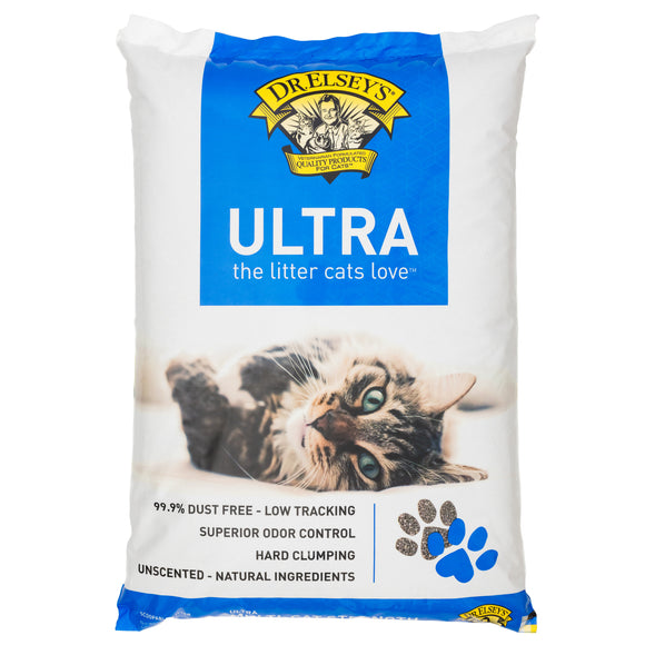 Dr. Elsey's Ultra Precious Scoopable Cat Litter 18 Lbs