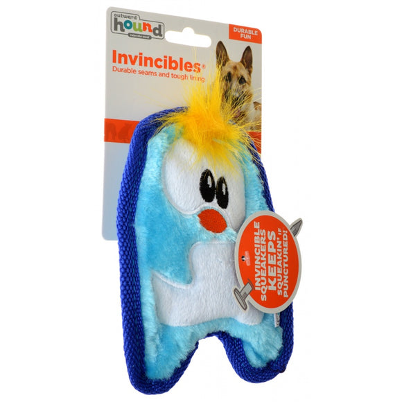 Outward Hound Invincibles Minis Penguin Dog Toy (67806)