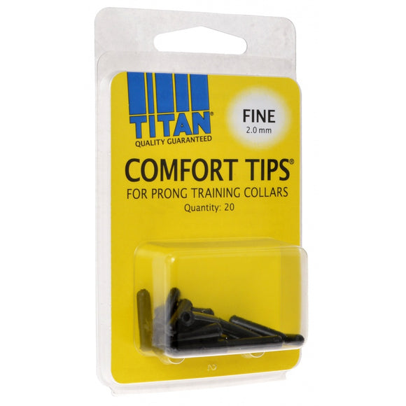 Titan Comfort Tips for Prong Training Collars (05591T G200)