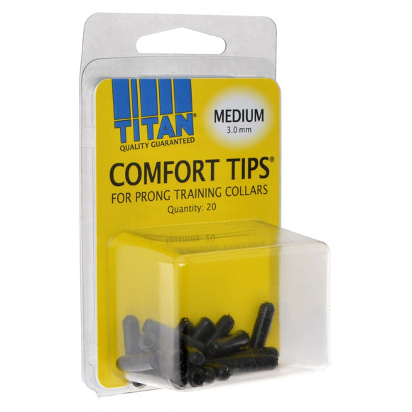Titan Comfort Tips for Prong Training Collars (05591T G300)