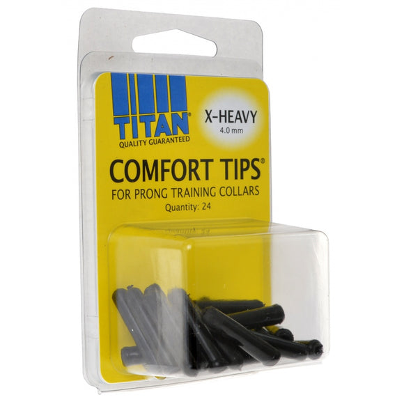 Titan Comfort Tips for Prong Training Collars (05591T G400)