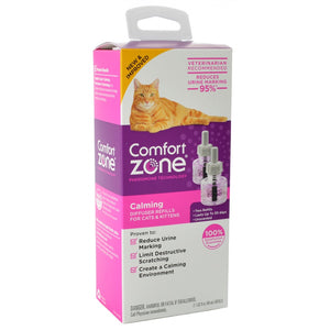 Comfort Zone Calming Diffuser Refills for Cats & Kittens (100526043)