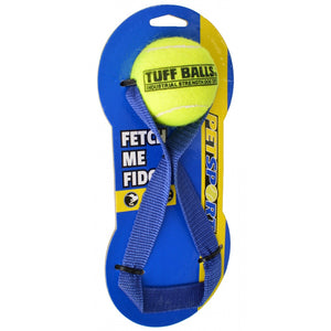 Petsport Fetch Me Fido Tuff Balls Dog Toy (70000)