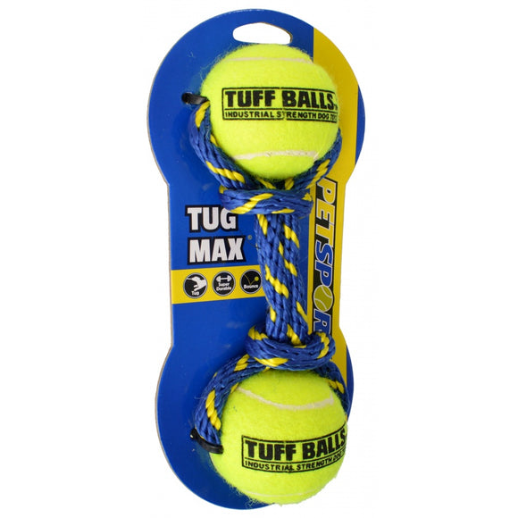 Petsport Tug Max Tuff Balls Dog Toy (70001)