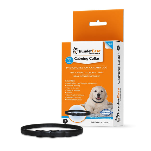 ThunderEase Calming Collar for Dog Small