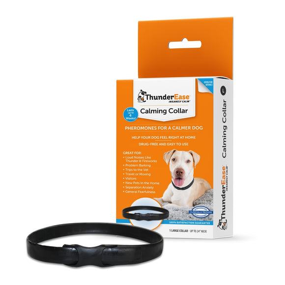 ThunderEase Calming Collar for Dog Large