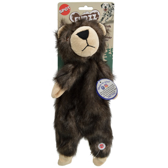Spot Furzz Bear Dog Toy (54324)