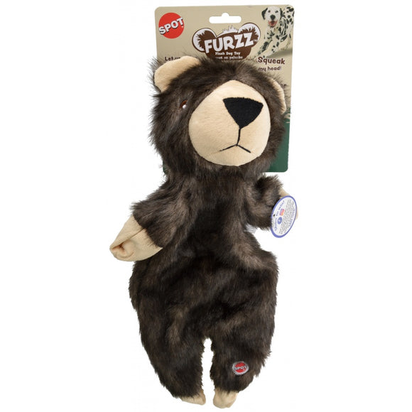 Spot Furzz Bear Dog Toy (54331)