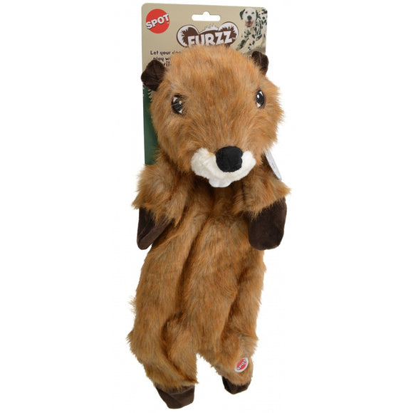 Spot Furzz Beaver Dog Toy (54333)