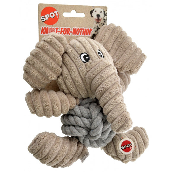 Spot Knot for Nothin Dog Toy - Assorted Styles (54369)